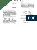 [stock] 05004024 KATAMBA - La morfología flexiva (Cap 10 en Morphology)