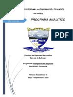 1Programa analitico Inteligencia de Negocios