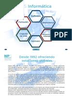 Catálogo NPS Informática