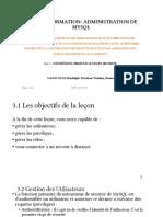 Jour 3 Admin MySQL 25-06-2020