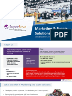 Marketing and Event Solutions - SuperSeva-New