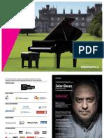 Kilkenny Arts Festival X Programme