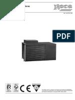 INFORMACIÓN TÉCNICA Unidades exteriores para unidades del tipo partido