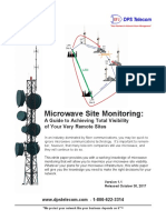Microwave Site Monitoring