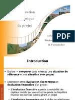 Evaluation economique de projet