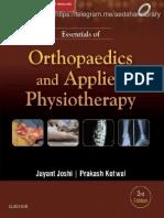 Orthopedic jayant joshi