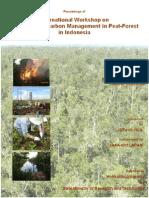 Proceedings of the 1st International Workshop, Jakarta 2009