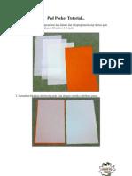 Pad Pocket Tutorial