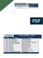 Cronograma e custos aproximados DER-PE