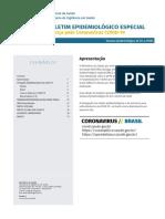 Boletim Epidemiologico COVID 20