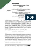 Artigo Relacoes PODER Banco