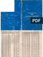 Nautical Almanac 1992