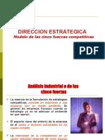 DIRECCION ESTRATEGICA  mporter.ppt