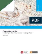 SFERCO, S. - Foucault y Kairós. Los tiempos de la acción política