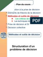 Chapitre3. outils d'aide à la decision