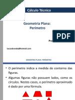 05 - Geometria Plana - Perímetro