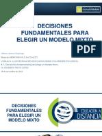 4.1. Decisiones fundamentales. Atencio, Alfonso
