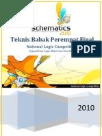 Petunjuk Teknis Perempat Final Nlc 2010