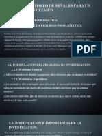 tesis - 1° presentacion