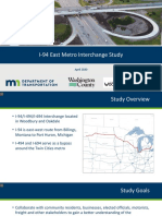I-94 East Metro Interchange Study