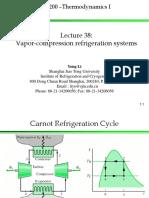 Vapor-compression refrigeration systems