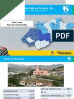 Apresentação - Sabesp Vale do Paraíba
