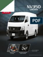 Brochure-UrvanNV350-Colombia