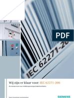 Brochure IEC 62271-200 Nl