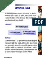 PRESENTACION PARTIDAS POR COBRAR