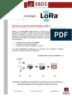 EBDS - PDF Livre Blanc LoRA