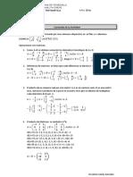 Revisiòn matematica 5to