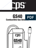 GS40 Manual