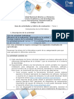 Guía de actividades y rúbrica de evaluación – Unidad 1 -Tarea 1 - Componentes de la Informatica.docx