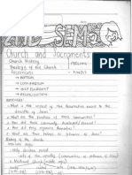 Theology 2nd Sem 2010 2011