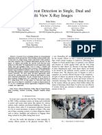 Automatic Threat Detection in Single-Dual and Multi-View XRay Images
