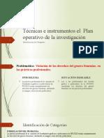 3. Tecnicas e instrumentos del Plan operativo de la investigación.pptx