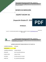 INSPECC-TUSCANY 101 - PETROSUD - OCT 07-2019