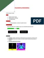 FILOSOFIA MODERNA