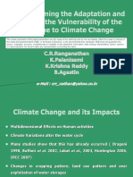 Mainstreaming Eco-based Adaptation in Vulnerability Assessments - presentation