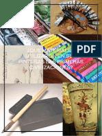 QUE MATERIALES UTILIZARON EN SUS PINTURAS LAS PRIMERAS CIVILIZACIONES.pdf