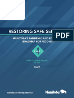 Restoring Safe Services Phase 4