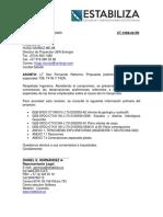 CT-1088-02-R0 REVISIÓN DISEÑOS T39-T41N Y T42N