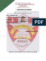 constancia de estudio de EFRAIN PARIMANGO.docx