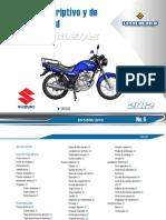 Manual Descriptivo y de Reparabilidad
