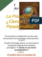 Ciencia paradigmática (Luque)