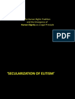 The Human Rights Tradition