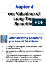 Chep-4-The Valuation of Long-Term Securities.ppt