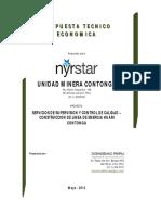 Propuesta Técnico Económica Final 2
