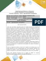 Formato respuestas - Fase 5 -Aproximación etnográfica antropologia trabajo final