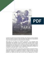 Alias María critica